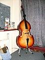 Double bass Uncle Charlie's Smokehouse Crozet VA June 2008.jpg