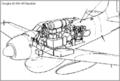 Douglas AD-3W -4W cutaway diagram.PNG