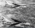Douglas RB-66B Destroyer in flight, two aircraft formation (SN 53-426 and 53-432) 061102-F-1234P-021.jpg