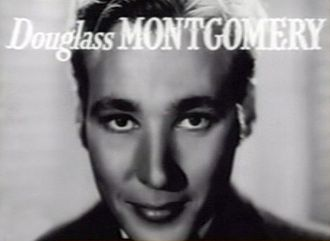 Douglass Montgomery - from the trailer for the film Little Women (1933)