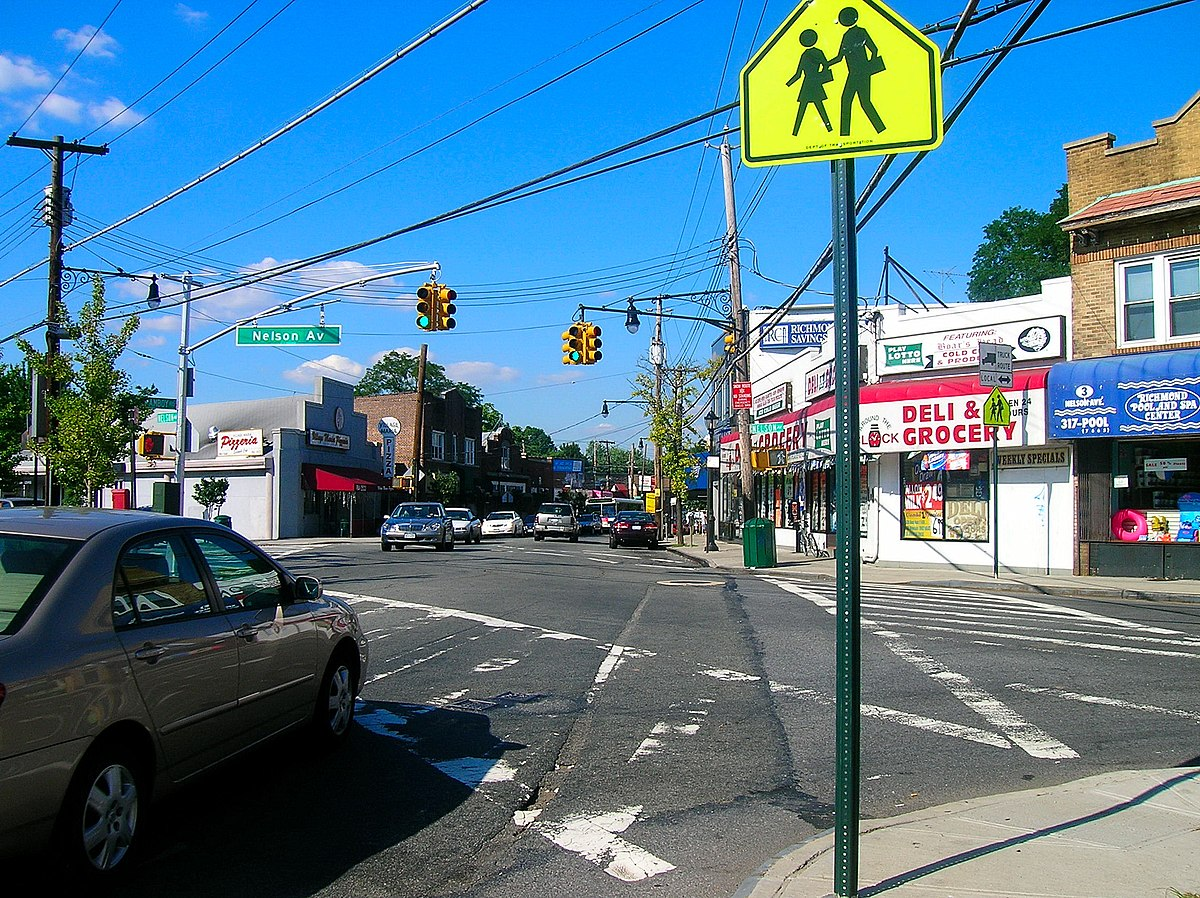 Amboy Road Staten Island