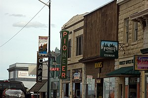 Susanville, California - Historic Uptown Susanville