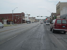 Downtown Taylor on TX Hwy. 95, TX IMG 2227.JPG