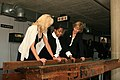 Dr. Jill Biden and Liz Berry Gips Visit Hector Pieterson Museum (4693315983).jpg
