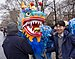 Dragon dancers after the NYC Lunar New Year parade (52464).jpg