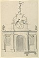 Drawing, Pavilion with Bell Tower, 1775 (CH 18355583).jpg