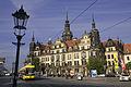Dresden - Dresdner Schloss Castle Sophienstrasse - 2193.jpg
