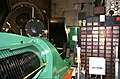 Driver's eye view, steam winding engine - geograph.org.uk - 750789.jpg