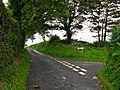 Drumgooland Road, Creeghduff, Seaforde - geograph.org.uk - 1476517.jpg