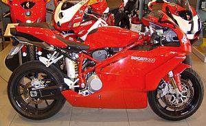 Ducati 999 - Image: Ducati 999 2005