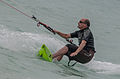 Dude in control of his kiteboard (8017270813).jpg