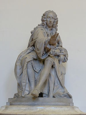 Duncan Forbes, Lord Culloden - Statue of Forbes in Parliament Hall, Edinburgh