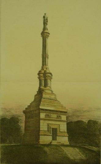 Henry Jackson Ellicott - Image: Duncan Mausoleum
