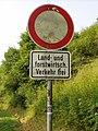 Durchfahrt Verboten - geo.hlipp.de - 36660.jpg