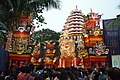 Durga Puja Pandal - Tridhara Sammilani - Manohar Pukur Road - Kolkata 2014-10-02 9008.JPG