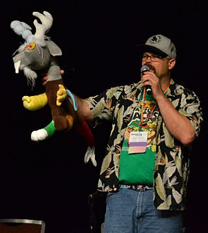 Dustry rhoades 2014 bronycon cropped.jpg