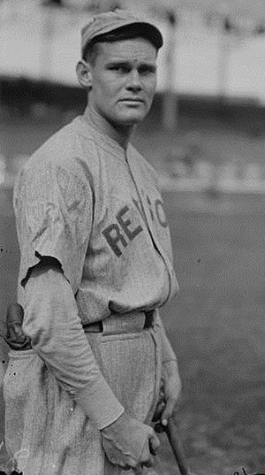Dutch Leonard (left-handed pitcher) - Image: Dutch Leonard