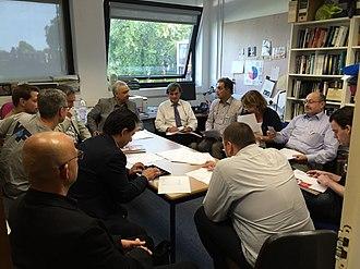 European Skeptics Congress - Meeting of the representatives of ECSO member organisations at the European Skeptics Congress 2015 in London
