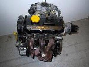 Subaru EF engine - Subaru EF-12 Engine