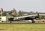 EGSX - North American AT-6D Harvard III - G-KAMY (28823209647).jpg