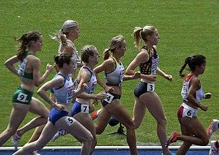 Ciara Mageean Irish middle-distance runner