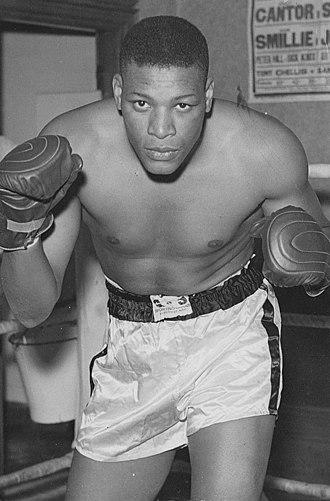 Niño Valdés - Cuban heavyweight champion EL NIÑO VALDÉS