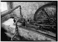 ENGINE DETAIL WITHOUT MEASURING STICK - Estate Reef Bay, Sugar Factory, Reef Bay, St. John, VI HAER VI,2-REBA,1C-33.tif