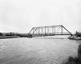 ENP Bridge over Green River United States historic place