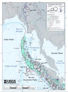 スマトラ島沖地震's relation image