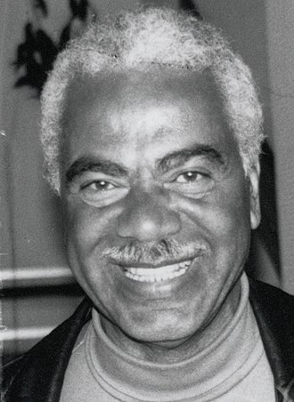Earle Hyman - Earle in 1990