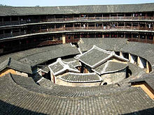 Hakka walled village wikipedia for Building a defensible home