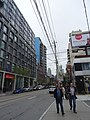 East facade of the new condo built in the facade of the old National Hotel, 2015 10 05 (2).JPG - panoramio.jpg