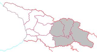 Eastern Georgia (country)