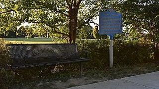 Ebright Azimuth hill in Delaware, United States