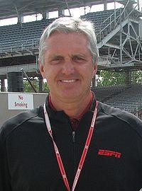 Eddie Cheever 2009