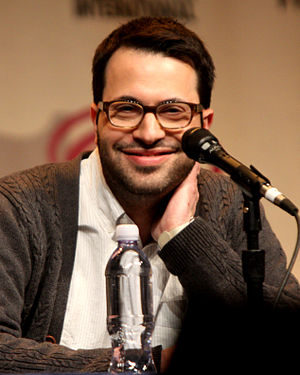 Edward Kitsis - Kitsis in March 2012.