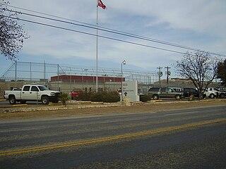 CoreCivic US prison-operating company