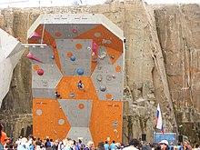 Edinburgh International Climbing Arena Wikipedia