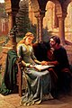 Edmund Blair Leighton - Abelard and his Pupil Heloise.jpg