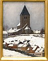 Edvard Munch - Gamle Aker Church - MM.M.01043 - Munch Museum.jpg