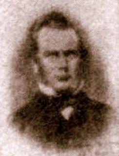 Edwin Otway Burnham American minister