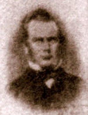 Edwin Otway Burnham - Image: Edwin otway burnham