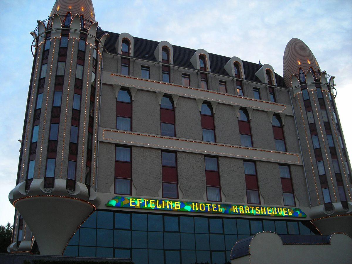 Efteling Hotel In Olanda Ha La Piscina