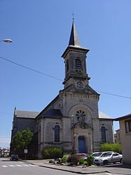 Saint Basle church