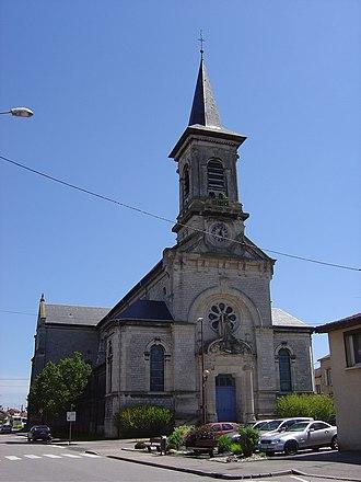 Dombasle-sur-Meurthe - Saint Basle church