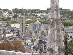 Image illustrative de l'article Église Saint-Nicaise de Rouen