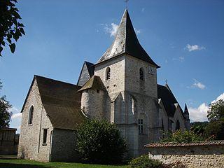 Saint-Just, Eure Part of La Chapelle-Longueville in Normandy, France