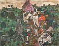 Egon Schiele - Krumau (1916).jpg