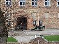 Eingangstor zum Sonderburger Schloss am 18. April 2014, Bild 01.JPG