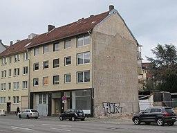 Einumer Straße in Hildesheim